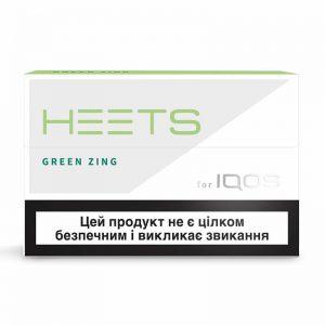 IQOS HEETS Elektronik Sigara Green Zing Tütünü