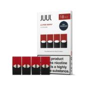 JUUL Alpine Berry pods Kartuş 1.8%