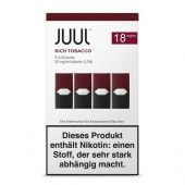 JUUL Rich Tobacco pods Kartuş 1.8%