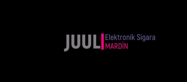 JUUL Elektronik Sigara Mardin
