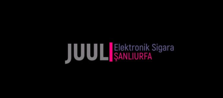 JUUL Elektronik Sigara Şanlıurfa