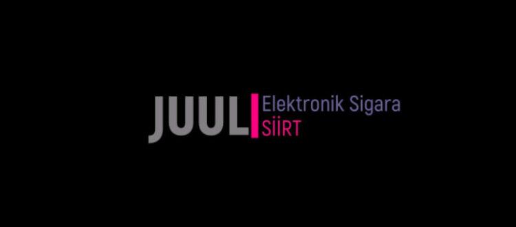 JUUL Elektronik Sigara Siirt