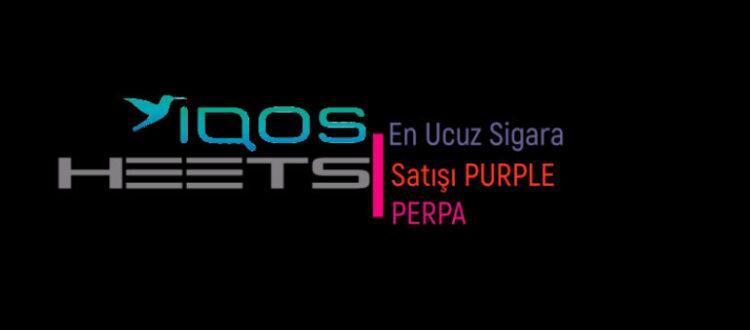 En Ucuz IQOS HEETS Sigara Satışı Purple Perpa