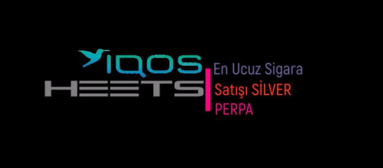 En Ucuz IQOS HEETS Sigara Satışı Silver Perpa