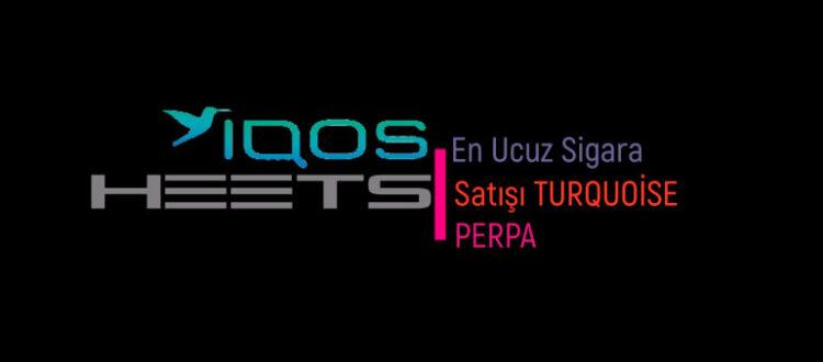 En Ucuz IQOS HEETS Sigara Satışı Turquoise Perpa