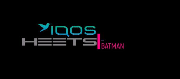 IQOS HEETS Batman
