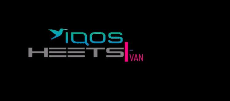 IQOS HEETS Van