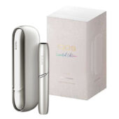 IQOS 3 Duo Limited Edition Kit Moonlight Silver